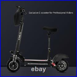 10off-road Adult Kids Pro Electric Scooter 48v Motor Shock Absorption E-scooter