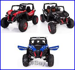 12V 2WD UTV-MX Renegade Buggy Style Kids Electric Ride-on- 4 Colours