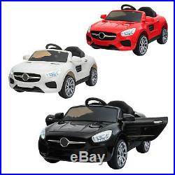 12V Battery Mercedes C Class Style Electric Kids Ride On Car Parental Control