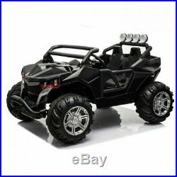 12V Twin Motor ATV Kids Ride On Car Electric Large 2 Seater for Children
