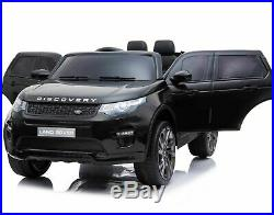 12v 2 Seater Range Rover Land Discovery Hse Sport Kids Electric Ride On Car