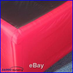 30x30ft Commercial Inflatable Dark Maze Bounce Laster Tag With Air Blower