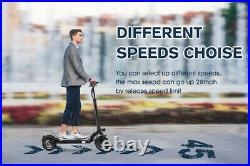 Adult Kid Electric Scooter 600W Motor 50km Mileage E-Scooter DHL Fast Shipping