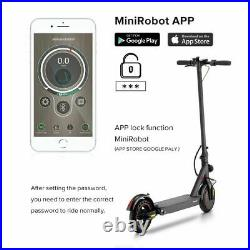 Adult Kids PRO Electric Scooter M365 Pro 350W 20MPH Waterproof E-Scooter WithAPP