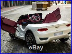 Bentley EXP12 Electric 12v Ride on Kids Car with Remote Control