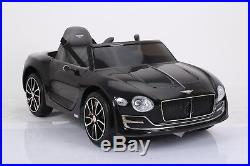 Bentley EXP12 Licensed Kids 12V Ride On Childrens Battery Operated Electric Car