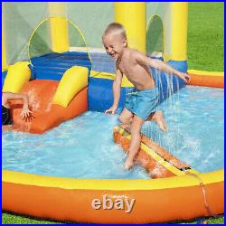 Bestway H2OGO! Kids Childrens Bouncy Castle Beach Bounce Inflatable Water Park