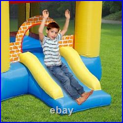 Bouncy Castle Slide Soft Play Kids Bouncy Castle Inflatable Play Centre