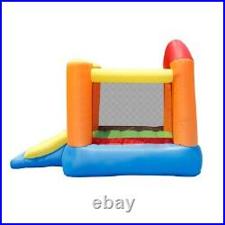 Bouncy Castle Slide Soft Play Kids Bouncy Castle Inflatable With Slide