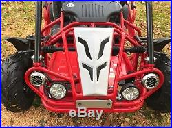 CHILDRENS KIDS 6.5hp AUTO DRIVE BUGGY 12 MONTHS WARRANTY SUITS FROM 8 TO 13yrs