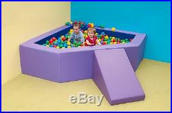Corner Ball Pit Soft Play Baby Kids Ball Pool Commercial quality 2m Indoor/Out