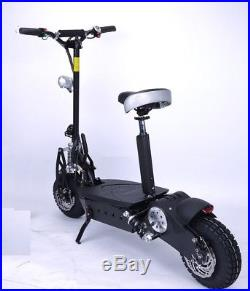 Electric E Scooter Powerboard Kids Adult Ride Sit On Adjustable EScooter