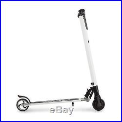 Electric Scooter Foldable 250W Kinectic LED Lights Kids toys Adult LCD Display