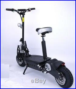 Electric Scooter Powerboard Kids Adult Ride Sit on 1000W 36V Adjust EScooter