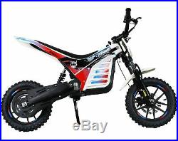 Epicmoto Lithium Powered 1000W 36V Kids Electric Dirt Bike PRO Pre order