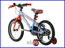 GREENWAY Kids Bike for Boys Children's Bicycle 16 inch Blue & Red UK