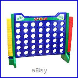 Garden Games Giant Up 4 It Outdoor and Indoor Game for Kids and Family