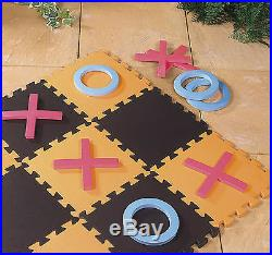 Giant Noughts And Crosses Garden Indoor Outdoor Family Fun Party Bbq Game Kids
