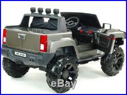 Hummer Suv Style 24v Ride On Car Kids Electric Ride On Toy Car With Two Seats