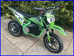 IN STOCK! 1000W 36v 12ah KIDS ELECTRIC DIRT BIKES PIT BIKES, 25MPH AGES 5-11