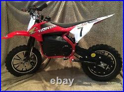 IN STOCK 1000W KIDS ELECTRIC DIRT BIKES PIT BIKE, 25Mph 3SPEED SETTINGS AGES 5-11