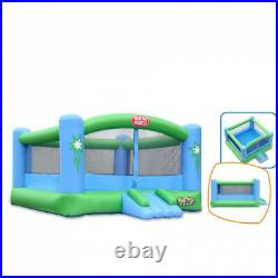 Inflatable Bounce House with Blower Commercial Bouncing Adult Kids Large Bouncer