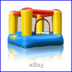 Inflatable Bouncy Castle Bouncer Kids Jumper House Activity Play Fun Game Garden