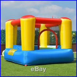 Inflatable Bouncy Castle Outdoor Garden Kids Jumper House Activity Playground