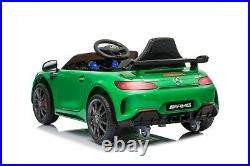 Kids 12V Licensed Mercedes GTR Electric Battery Ride On Car with Remote