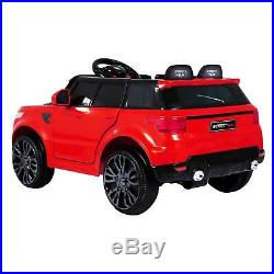 Kids 12V Range Rover Sport HSE Style Electric Ride on Car with Parental Remote