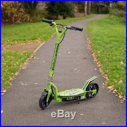 Kids 24V Electric Scooter Folding Motorised Power Standing Ride On eScooter