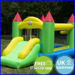 Kids Children Inflatable Bounce House Castle Jumper Play Jumping Cast with Blower