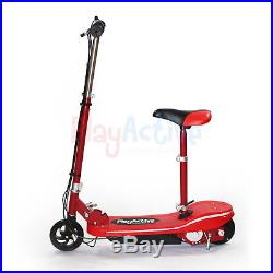 Kids E Scooter Ride On Electric 120w Battery Childrens Scooters With Led Lights