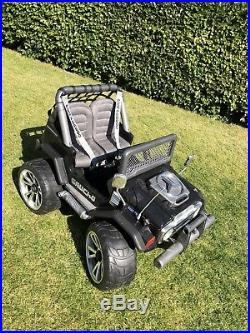 Kids Electric Gaucho Super Power 24v Peg Perego Off Roader Battery Jeep
