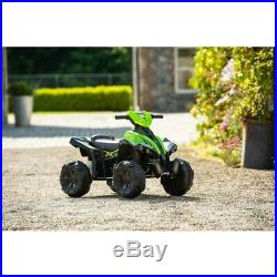 Kids Electric Quad Bike Ride On 12V Battery Powered Ride-On Childrens Toy Car