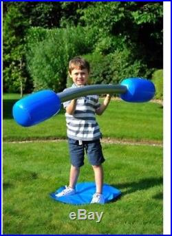 Kids Or Adult Inflatable Outdoor Gladiator Game Set Summer Fun