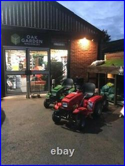 Kids Ride On 110cc Petrol Tractor and Trailer