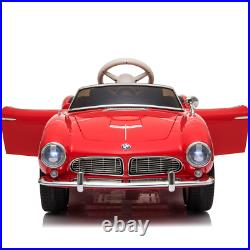 Kids Ride On Electric Car BMW 507 Roadster Red