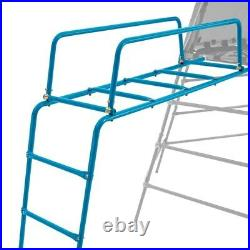 Kids TP Jungle Run Bridge Ramp for Climbing and Swinging With Adjustable Height