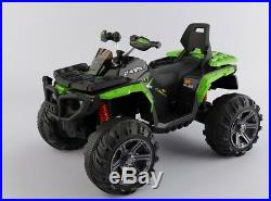 Kids electric quad bike, Available in Red or Blue, great fun
