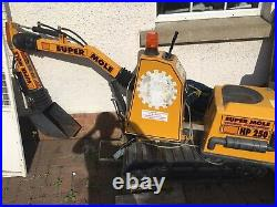 Kids hydraulic digger Excavator toy