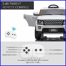 Landrover Discovery 12V Kids Electric Ride On Car Toy with Remote Control