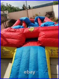 Large home bouncy castle for sale great for kids partys