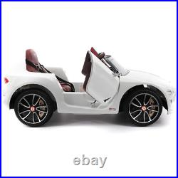 Licensed Bentley EXP12 Electric 12v Ride on Kids Electric Car with Remote Whit