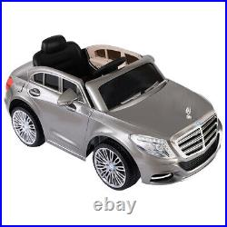 Mercedes-Benz Licensed S600 12V Electric Kids Ride On Car RC Remote Control