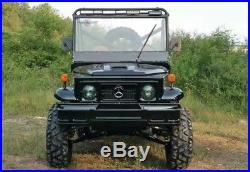 Mercedes style Kids/Adult off road jeep, 300cc, BIG TOT ROD, not land rover