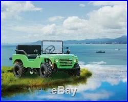 Mini Land Rover, Willys Jeep, off road, Kids, 125cc/150cc TOT ROD, SPECIAL OFFER