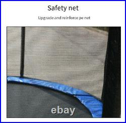 NEW 6FT Trampoline With Safety Net Enclosure Spring Cover Padding Adults Kids