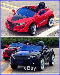 New 12V Battery Mercedes Style Electric Kids Ride On Car Parental Control MP3