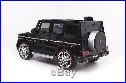 New Mercedes AMG G63 SUV 12V Kids Battery Electric Ride on Car Jeep with Remote